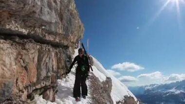 OD PS Ortovox Skitour Free Ski Alpen