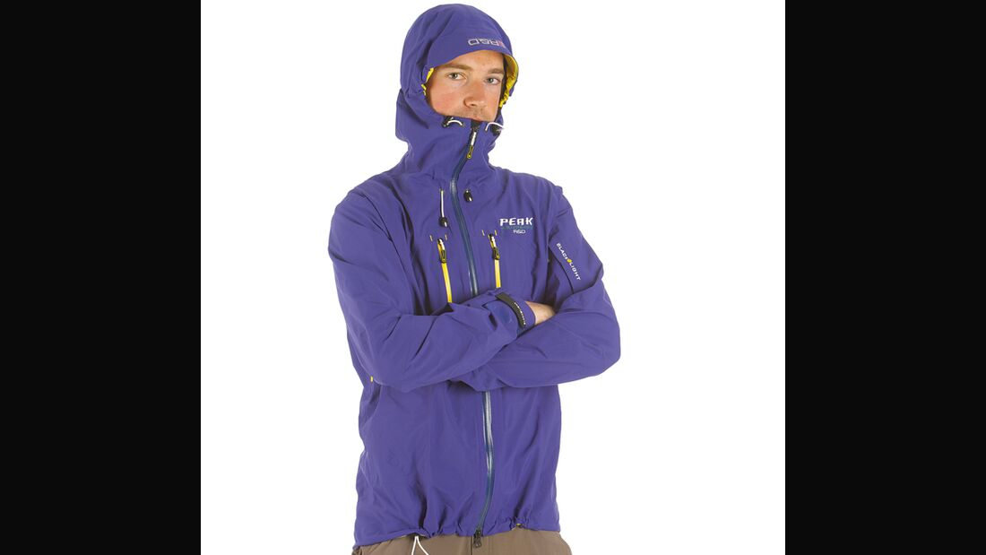 OD Peak Performance Black Light 3-Layer  Funktionsjacke