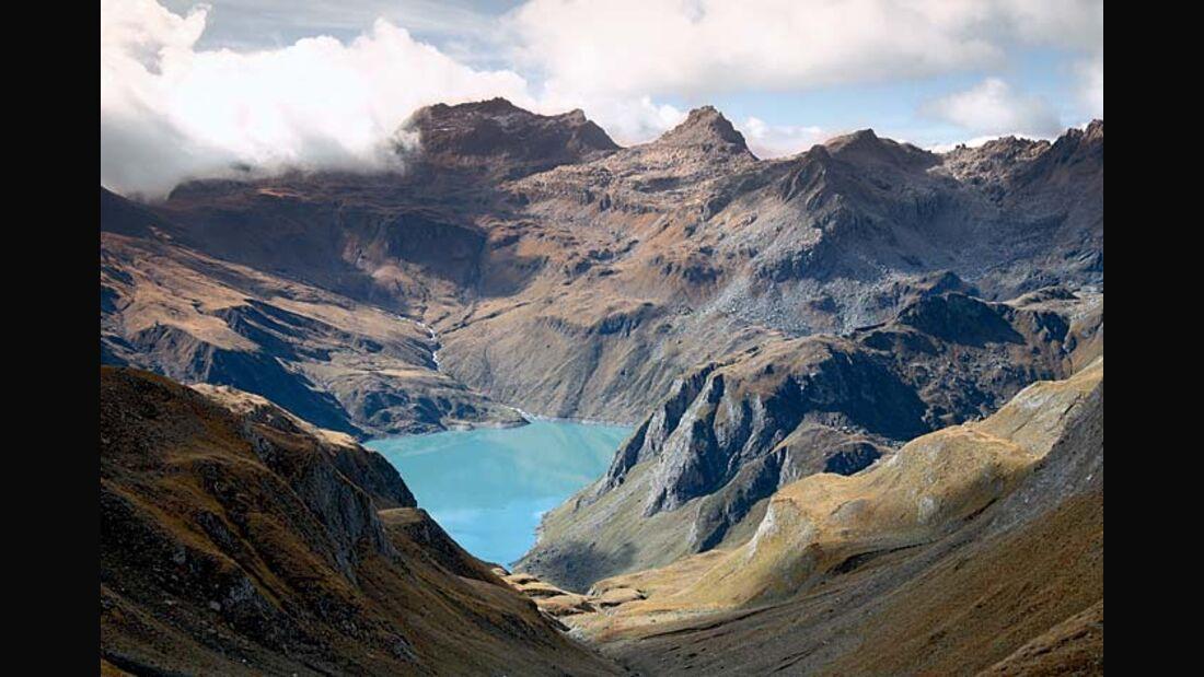 OD Piemont Cascata del Toce-Lago Vannino (2194 m)
