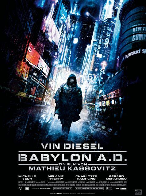 OD Plakat Babylon A.D.