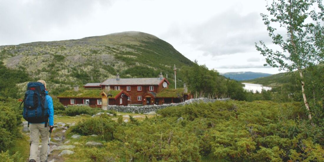 OD Rondane Nationalpark Norwegen Touren