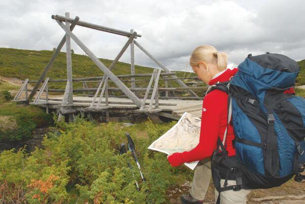 OD Rondane Nationalpark Norwegen Touren