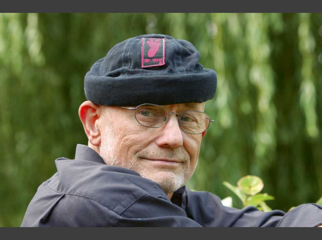 OD Rüdiger Nehberg - ein Leben für Abenteuer und Menschenrechte