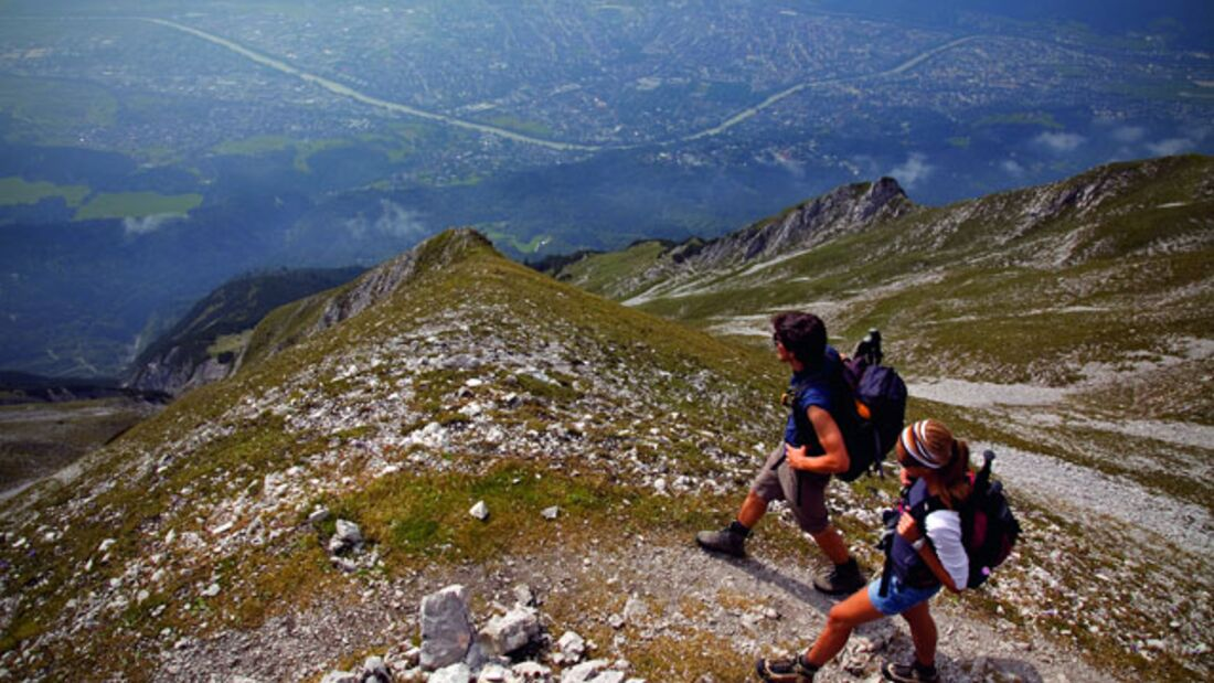 OD Rund um Innsbruck: Sterntrekking in Tirol