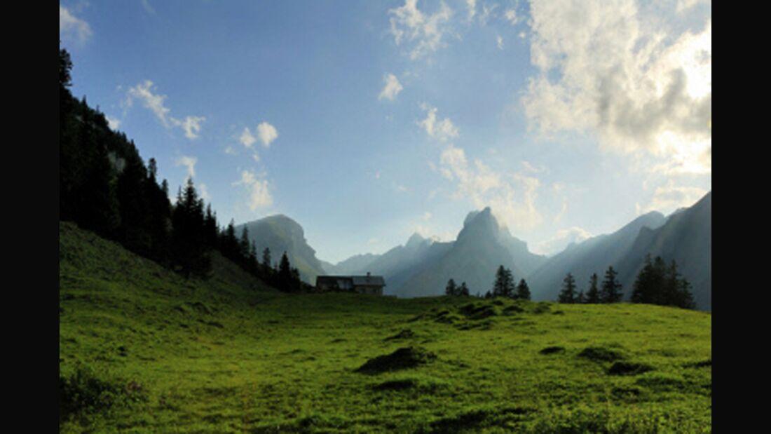 OD Saentis Appenzeller Land 2013
