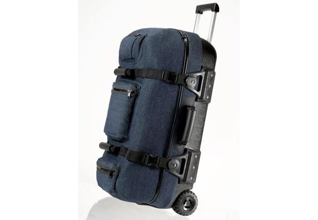 OD Samsonite Sloth Upright Armalith