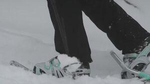 OD Schneeschuh Video Atlas 9er