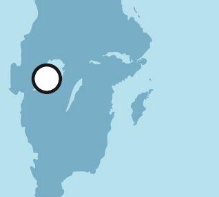 OD Schweden Dalsland Paddeln Karte
