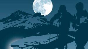 OD Skitour Hütte Nachtzauber Dynafit Afterwork