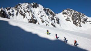 OD Skitouren Ausrüstung