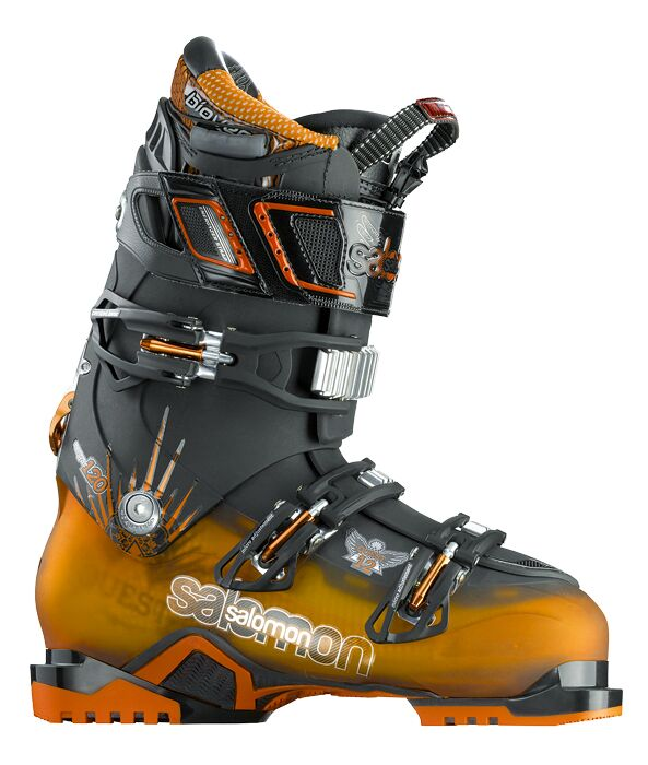 OD Skitouren Boots 2010 Salomon Quest (jpg)