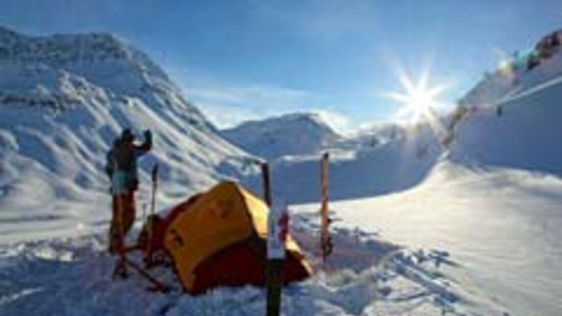 OD Skitouren-Klassiker: Haute Route im Schweizer Tessin
