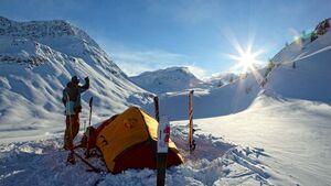 OD Skitouren-Klassiker: Haute Route im Schweizer Tessin aufmacher