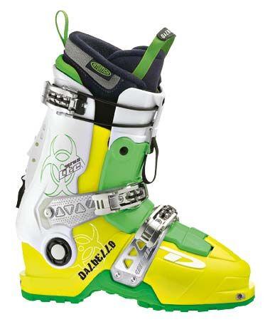 OD Skitourenstiefel: Dalbello Virus Lite