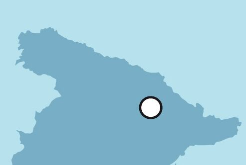 OD Spanien Rio Vero Karte