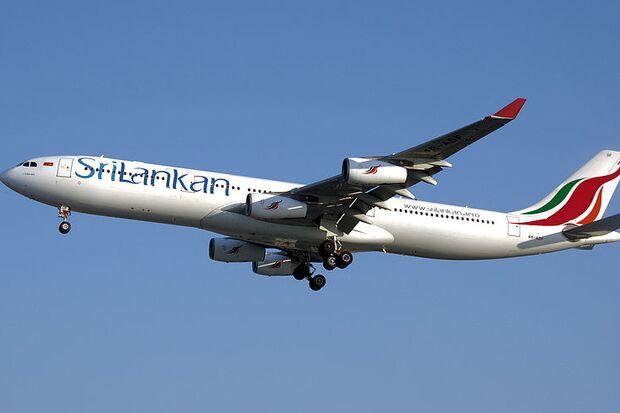 OD Sri Lanka Airline Flugzeug Fernreisen fliegen