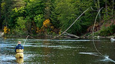 OD Start ins Abenteuer Fliegen Fischen