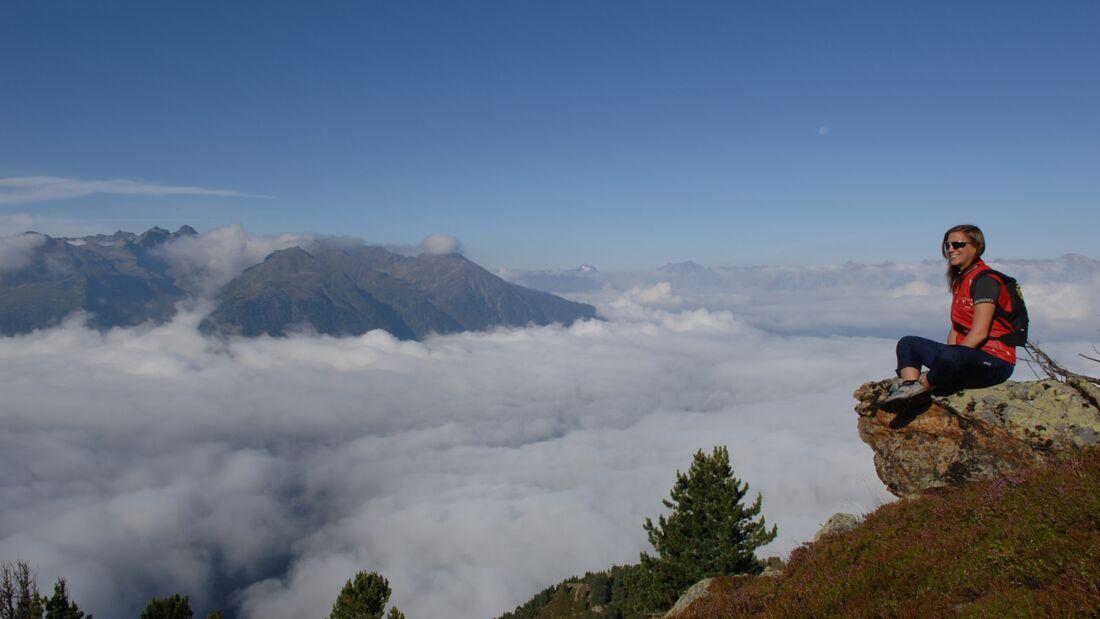 OD Tagestouren in Vent Ötztal Ausblick