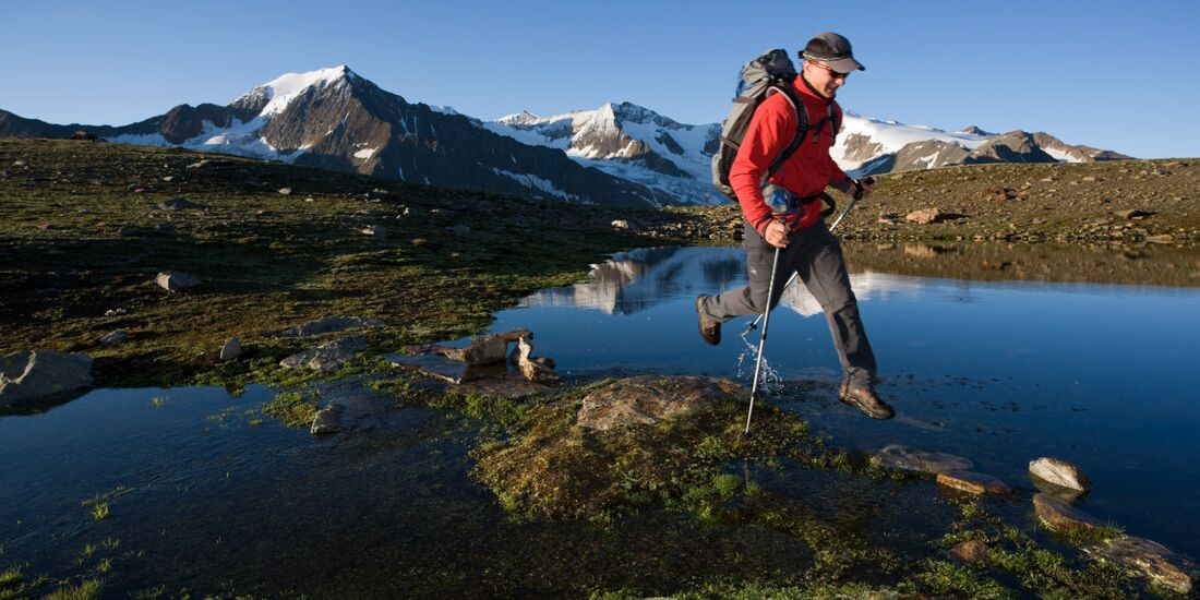 OD Tagestouren in Vent Ötztal See