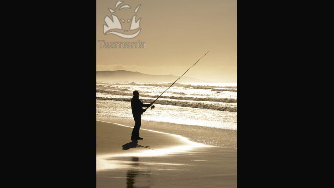 OD Tasmanien angeln