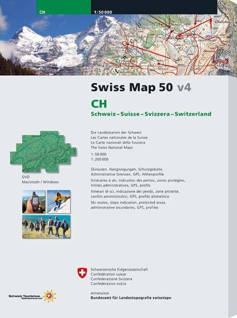 OD Tested on Tour: GPS Garmin SwissmapKarte -