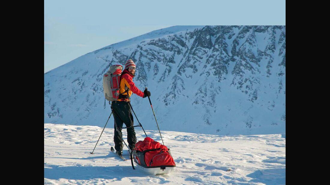 OD Tested on Tour: unterwegs in eisiger Kälte