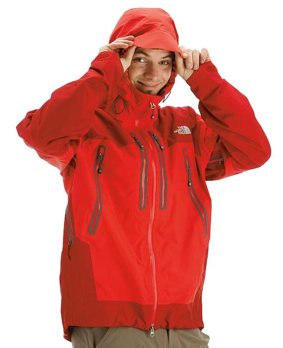 OD The North Face Modulus Jacket