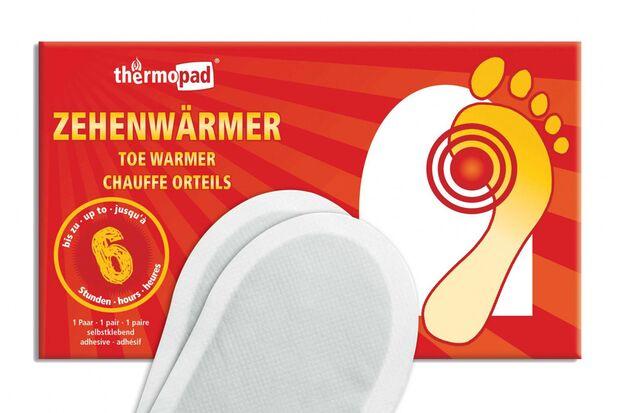 OD Thermopad Zehenwärmer Winterausrüstung