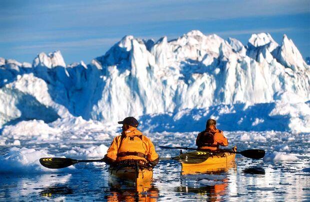 OD Top-Ziele der Welt: Grönland