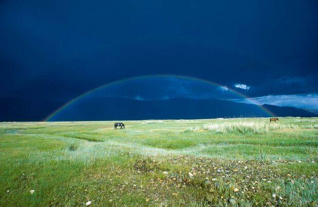 OD Top-Ziele der Welt: Mongolei