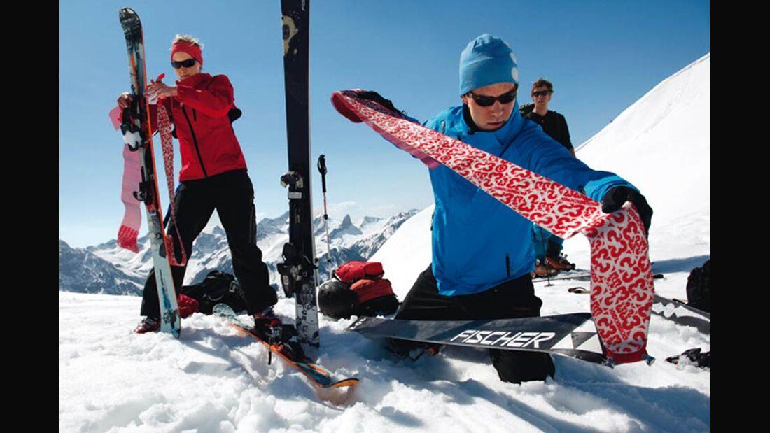 OD Tourenski Ausrüstung Skitour 2010