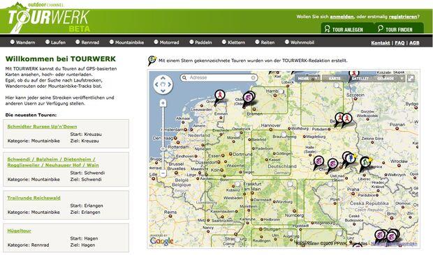 OD Tourwerk Screenshot