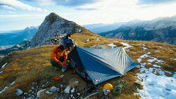 OD Trekking Zelten Camping Wettersteingebirge