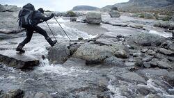 OD Trekking in der Hardangervidda