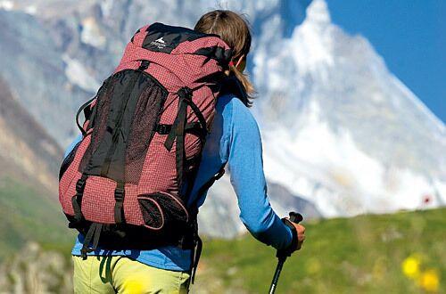 OD Trekkingrucksack - Aufmacher