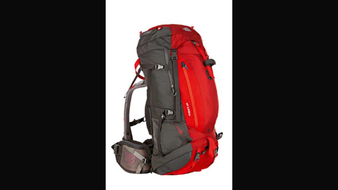 OD Trekkingrucksäcke - The North Face El Lobo 65