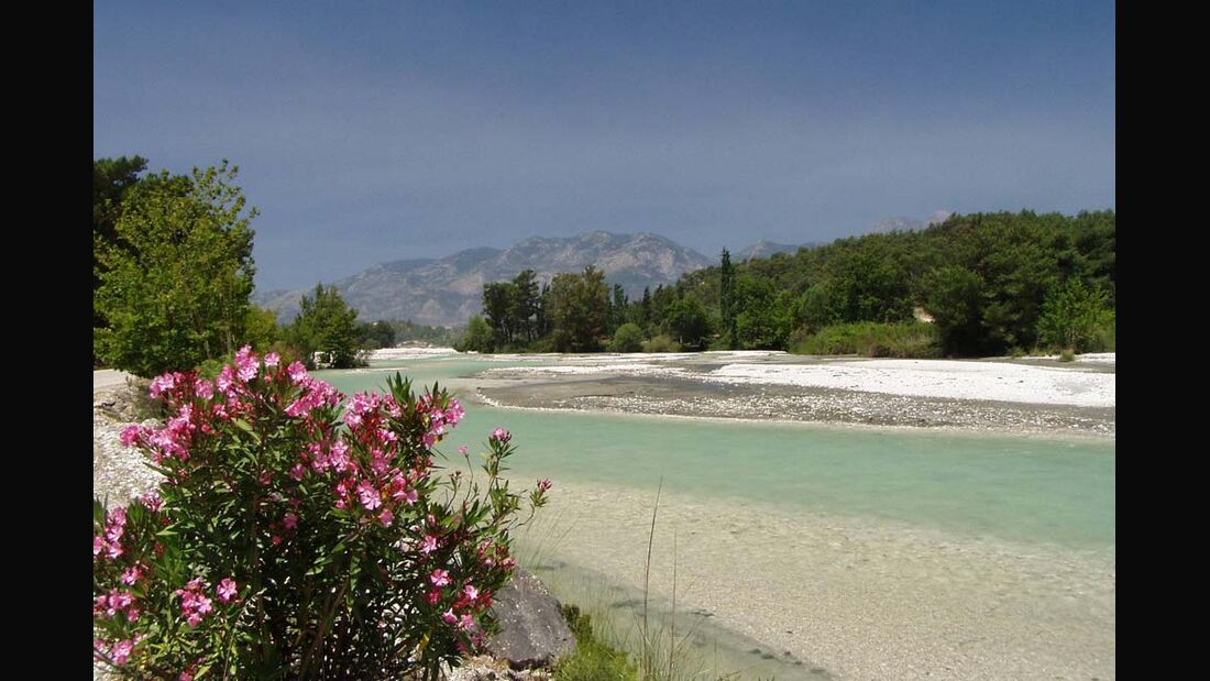 OD Türkei Sonne Meer Berge Fethiye pixelio