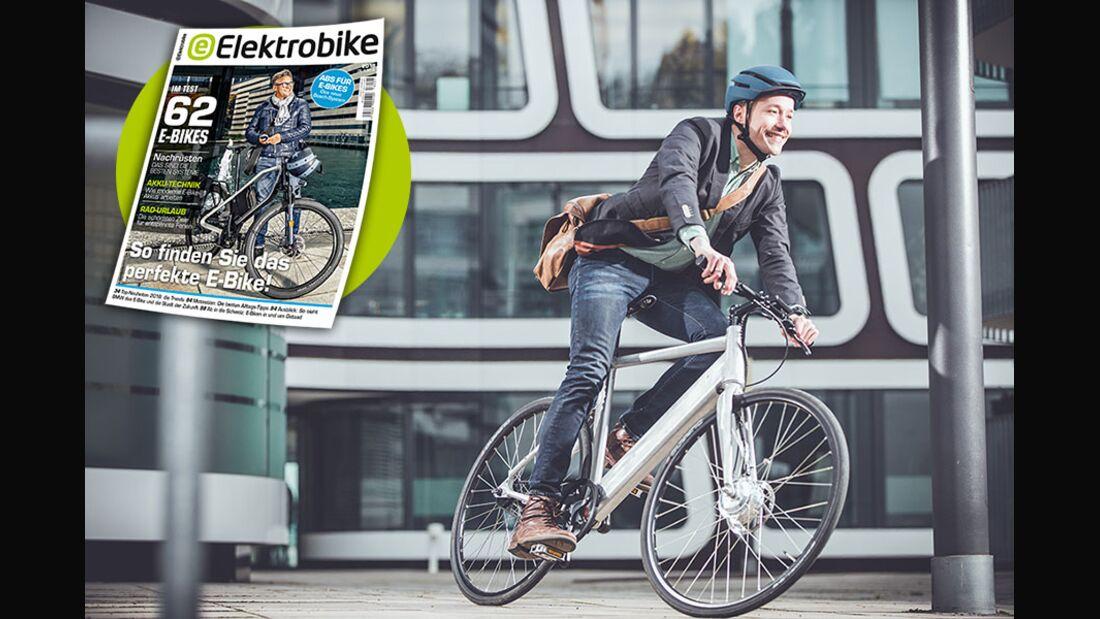 OD UB Elektrobike 2018 verkaufen kleiner