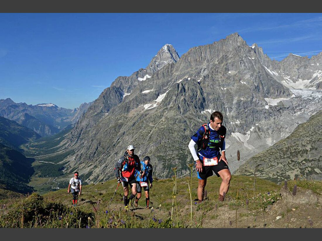 OD Ultra Trail Mont Blanc The North Face