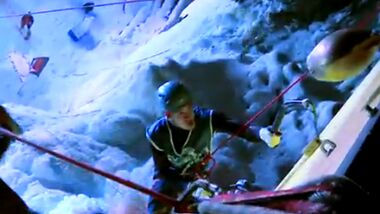OD Urban Ice Eisklettern