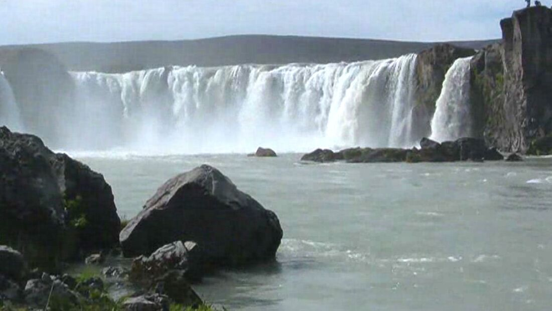 OD Vimoe Wasserfall video island