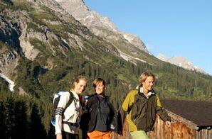 OD Wandern im Lechquellengebirge