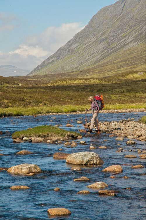 OD Wanderschuhe - Schottland