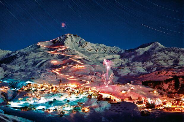 OD Wintergenuss in den Bergen von Arosa