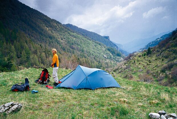 OD Wolkenwetter Alpen