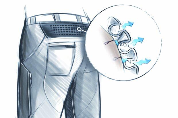 OD X-Bionic Trekking hose