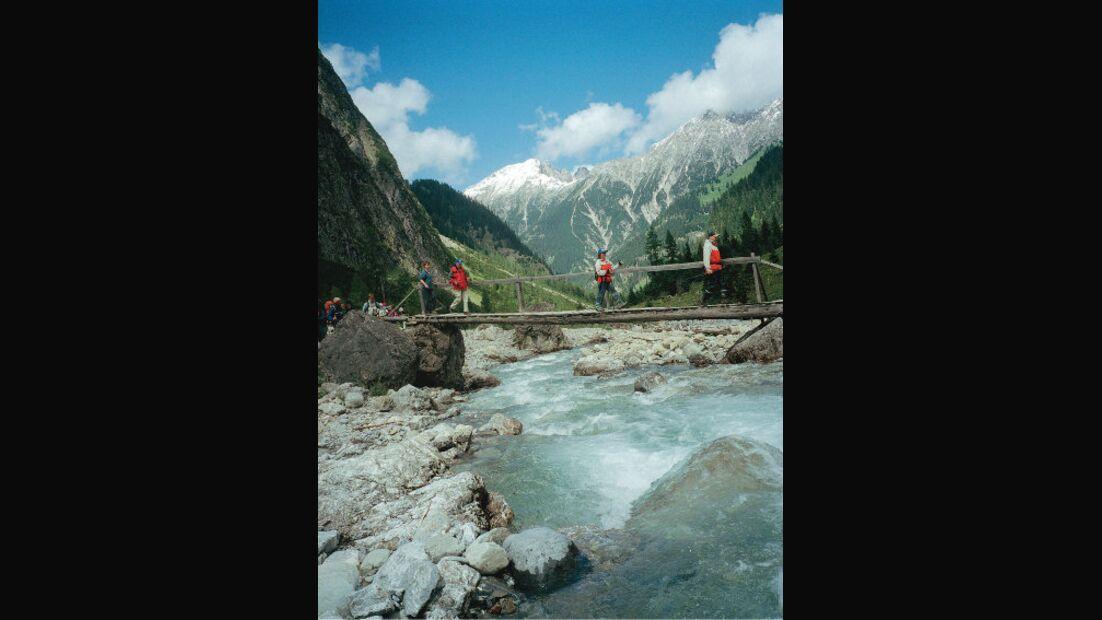 OD Zu Fuß über die Alpen - alle Infos zum Alpencross 8