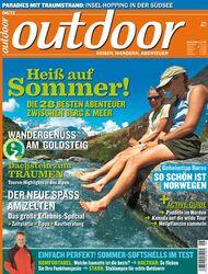 OD outdoor Titel 0611 Juni Heft