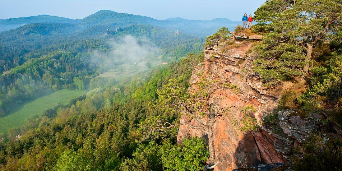 OD outdoor Touren-Special 0117 Sonderheft Pfalz
