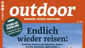 OUTDOOR 08/2021 - Ort: Gosausee (A)